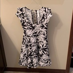 Aeropostale dress with cut out detail